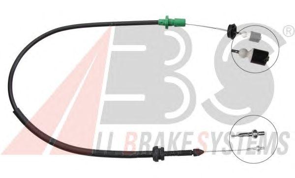 Тросик газа A.B.S. K37400