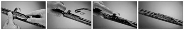Щетка стеклоочистителя TRICO EF580