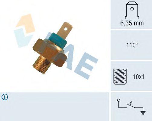 Датчик температуры охлаждающей жидкости FAE 35340
