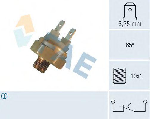 Термовыключатель FAE 35440 (предпусковой подогрев впускной трубы, сигнальная лампа охлаждающей жидкости)