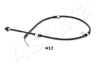 Трос ручника ASHIKA 131-0H-H12