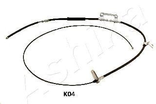 Трос ручника ASHIKA 131-0K-K04