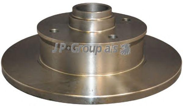 Тормозной диск JP GROUP 1163200300