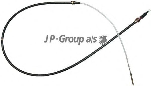 Трос ручника JP GROUP 1170301700