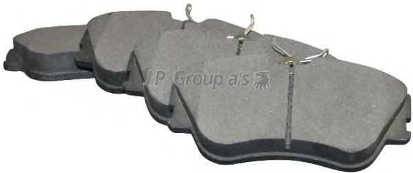 Тормозные колодки JP GROUP 1163603410