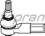 Наконечник рулевой тяги TOPRAN 112 999