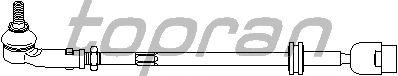 Рулевая тяга TOPRAN 103 044