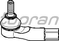Наконечник рулевой тяги TOPRAN 107 831