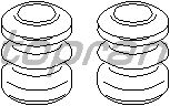 Ремкомплект суппорта TOPRAN 109 966