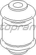 Сайлентблок рычага TOPRAN 301 460