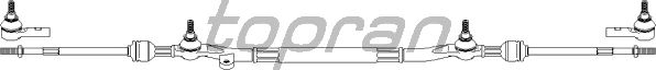 Рулевая тяга TOPRAN 401 216