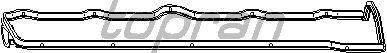 Прокладка клапанной крышки TOPRAN 201 225