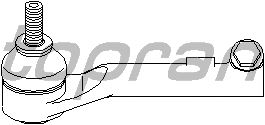 Наконечник рулевой тяги TOPRAN 700 101