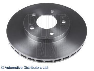 Тормозной диск BLUE PRINT ADC44374