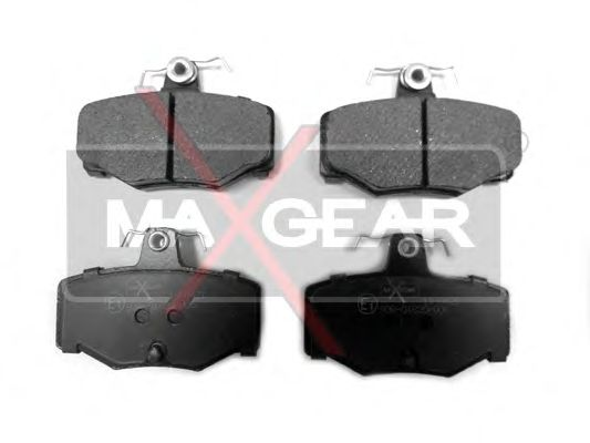 Тормозные колодки MAXGEAR 19-0421