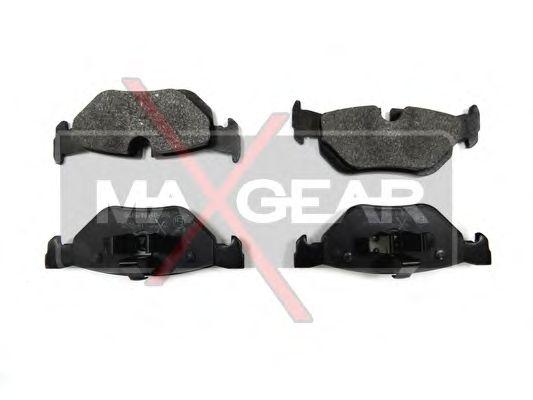 Тормозные колодки MAXGEAR 19-0525