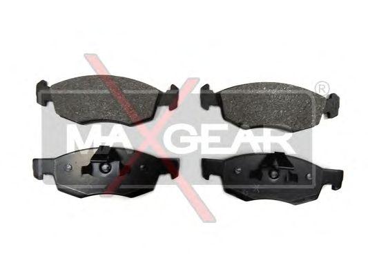 Тормозные колодки MAXGEAR 19-0621