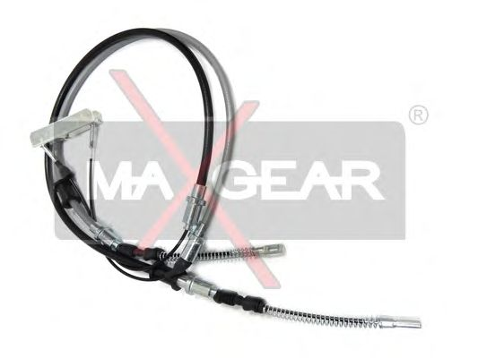 Трос ручника MAXGEAR 32-0059