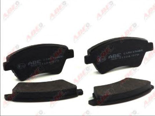 Тормозные колодки ABE C1R018ABE