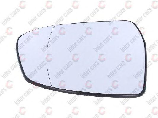 Стекло зеркала заднего вида BLIC 6102-02-1272371P