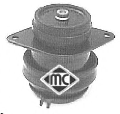 Подушка двигателя Metalcaucho 02686