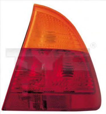 Задний фонарь TYC 11-0011-01-2