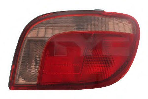 Задний фонарь TYC 11-0272-05-2