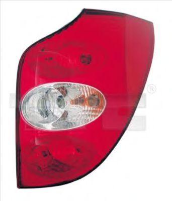Задний фонарь TYC 11-0328-01-2