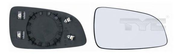 Зеркальное стекло, узел стекла TYC 325-0059-1