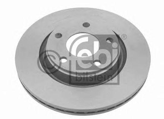 Тормозной диск FEBI BILSTEIN 22878