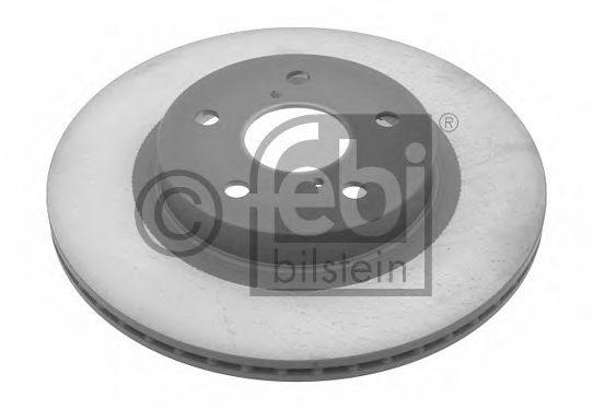 Тормозной диск FEBI BILSTEIN 26110