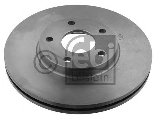 Тормозной диск FEBI BILSTEIN 26592