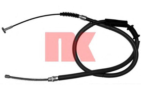 Трос ручника NK 9023100