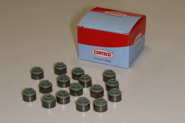 Комплект сальников клапанов CORTECO 19036033