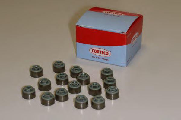 Комплект сальников клапанов CORTECO 19036035