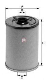 Топливный фильтр SOFIMA S 2161 N