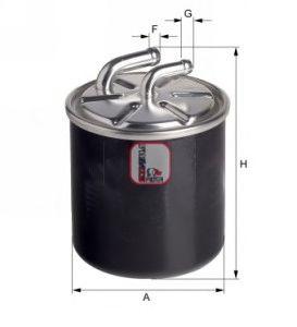 Топливный фильтр SOFIMA S 2320 NR