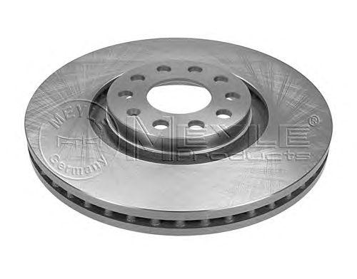 Тормозной диск MEYLE 115 521 1083