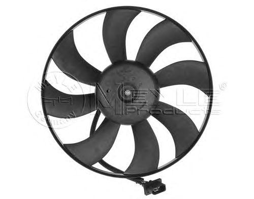 Вентилятор охлаждения MEYLE 120 004 6104