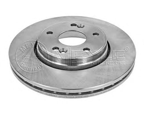 Тормозной диск MEYLE 16-15 521 0014