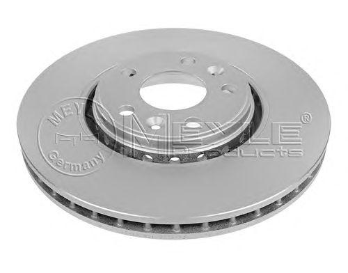 Тормозной диск MEYLE 16-15 521 0023/PD