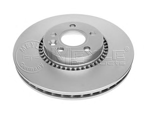 Тормозной диск MEYLE 515 521 0004/PD