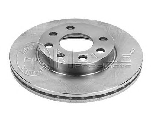 Тормозной диск MEYLE 615 521 6020
