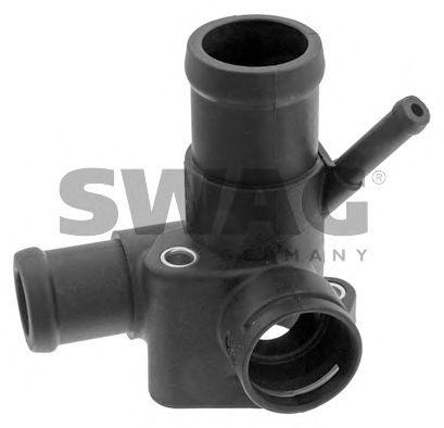 Фланец охлаждающей жидкости SWAG 30 91 4504