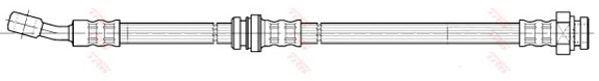 Тормозной шланг TRW PHD367