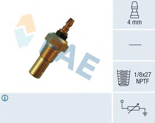 Датчик температуры охлаждающей  жидкости FAE 32350