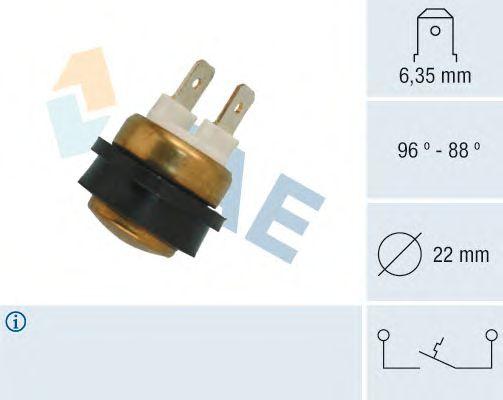 Датчик включения вентилятора FAE 36080