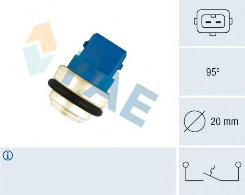Датчик температуры охлаждающей жидкости FAE 35635