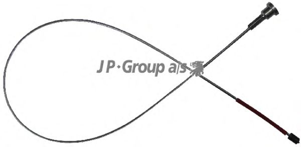 Трос ручника JP GROUP 1270300780