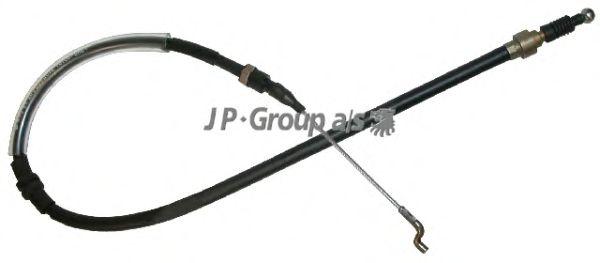 Трос ручника JP GROUP 1170306200
